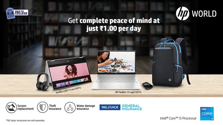 HP World - Bengaluru, Karnataka